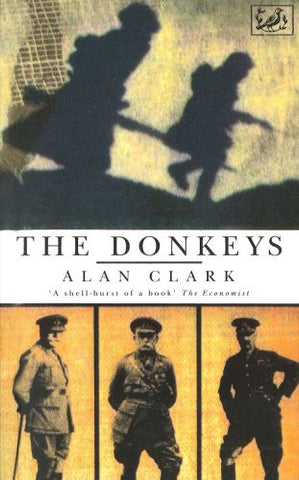 The Donkeys [Paperback] by Clark, Alan