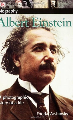 Albert Einstein [Paperback] by Frieda Wishinsky
