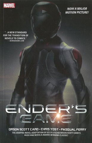 Ender's Game Graphic Novel by Yost, Chris; Card, Orson Scott; Ferry, Pasqual