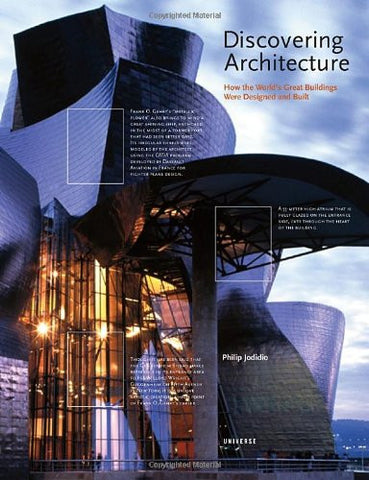 Discovering Architecture: How the World's Great Buildings Were Designed and B...