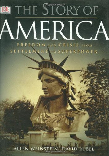 The Story of America by DK Publishing