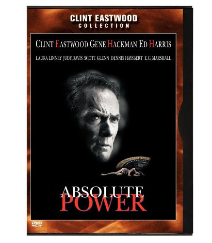 Absolute Power (Snap Case Packaging) [DVD] (1997) Clint Eastwood; Gene Hackma...