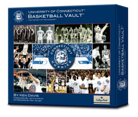 University of Connecticut Basketball Vault: The History of the Huskies (Colle...