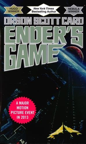 Ender's Game (The Ender Quintet) [Mass Market Paperback] by Card, Orson Scott