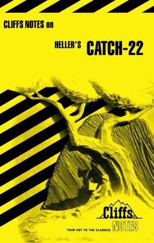 Heller's Catch-22 (Cliffs Notes) [Paperback] by Peek, Charles A