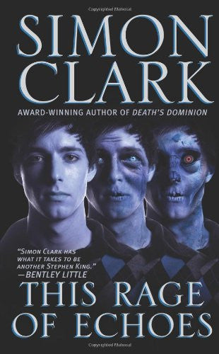 This Rage of Echoes by Clark, Simon