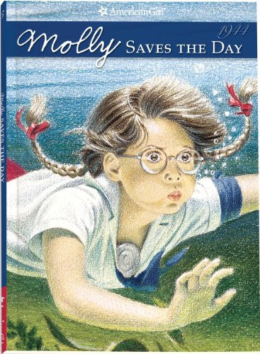 Molly Saves the Day (American Girl (Quality)) by Tripp, Valerie