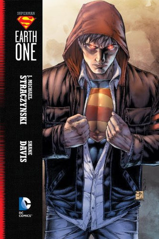 Superman: Earth One [Hardcover] by Straczynski, J. Michael; Davis, Shane