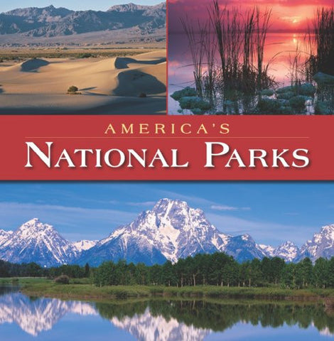 America s National Parks [Hardcover] by Publications International Staff