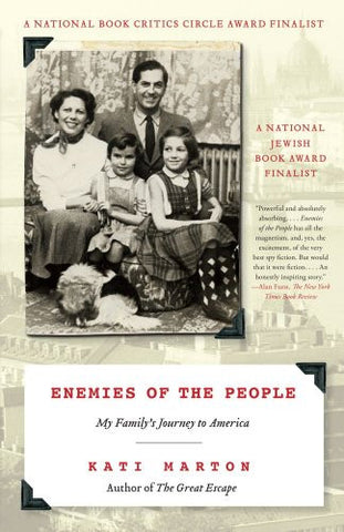 Enemies of the People: My Family's Journey to America [Paperback] by Marton, ...