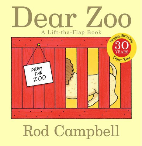 Dear Zoo: A Lift-the-Flap Book (Dear Zoo & Friends) [Board book] by Campbell,...