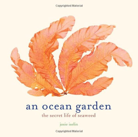 An Ocean Garden: The Secret Life of Seaweed [Hardcover] by Iselin, Josie
