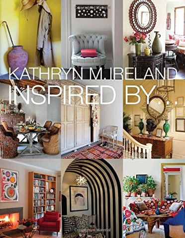 Inspired By... [Hardcover] by Ireland, Kathryn