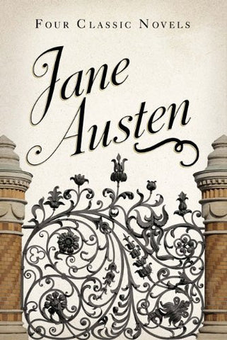 Jane Austen: Four Classic Novels (Fall River Classics) by Austen, Jane