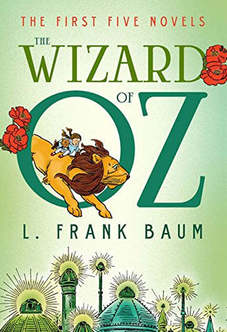 The Wizard of Oz: The First Five Novels (Fall River Classics) by Baum, L. Fra...