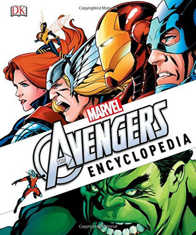 Marvel's The Avengers Encyclopedia [Hardcover] by Forbeck, Matt; Wallace, Daniel