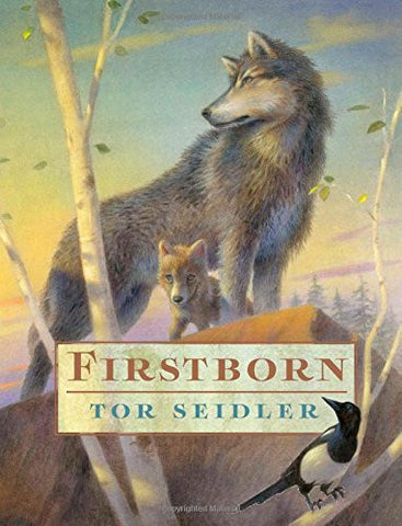 Firstborn [Hardcover] by Seidler, Tor; Sheban, Chris