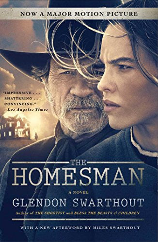 The Homesman: A Novel [Paperback] by Swarthout, Glendon