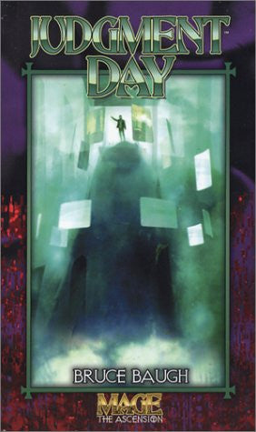 Mage Judgment Day [Paperback] by Baugh, Bruce