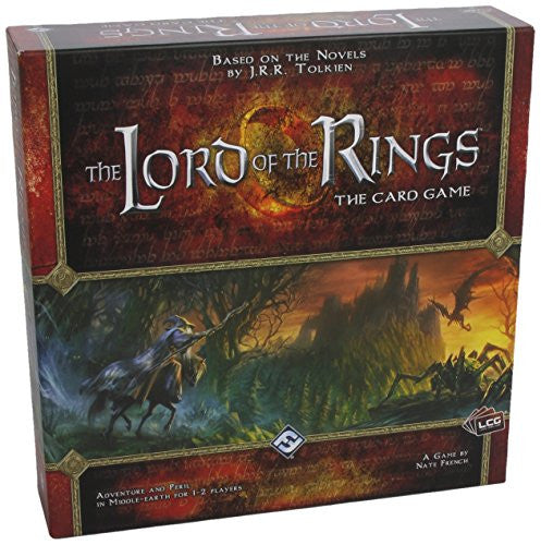 Lord Of The Rings: The Card Game [Toy] French, Nate