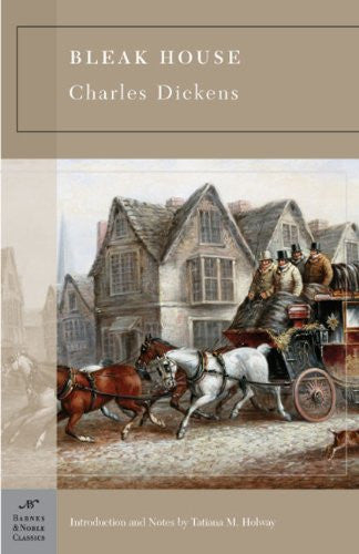 Bleak House (Barnes & Noble Classics Series) [Paperback] by Dickens, Charles;...