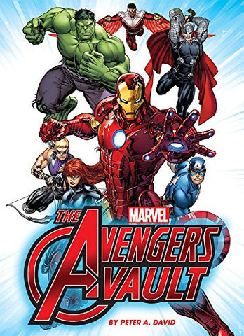 Marvel: The Avengers Vault [Hardcover] by David, Peter A.