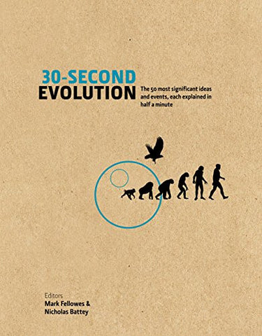30-Second Evolution: The 50 Most Significant Ideas and Events, Each Explained...
