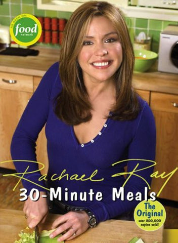 30-Minute Meals [Paperback] by Ray, Rachael