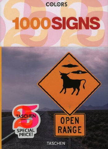 1000 Signs by Mustienes, Carlos; Hilland, Thomas