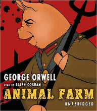 Animal Farm  [Audio CD]