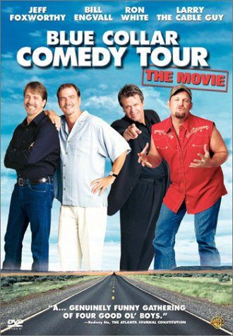 Blue Collar Comedy Tour - The Movie [DVD] (2003) Jeff Foxworthy; Bill Engvall...