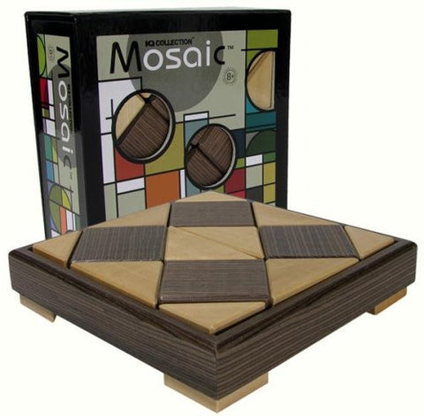 Family Games Mosaic Museum Collection Puzzle [Toy]