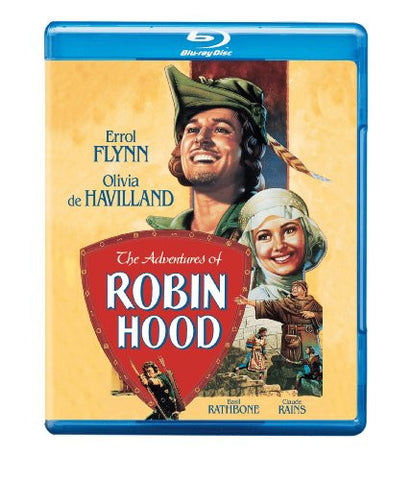 The Adventures of Robin Hood [Blu-ray] [Blu-ray] (2008) Errol Flynn; Olivia d...