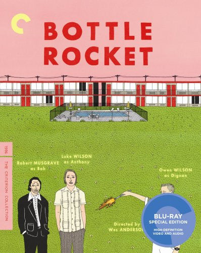 Bottle Rocket (The Criterion Collection) [Blu-ray] [Blu-ray] (2008) Luke Wils...
