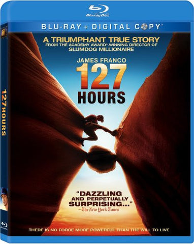 127 Hours [Blu-ray] [Blu-ray] (2011) James Franco; Kate Mara; Danny Boyle; Si...