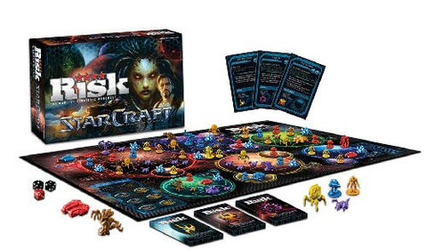 RISK: StarCraft Collector's Edition [Toy] Game