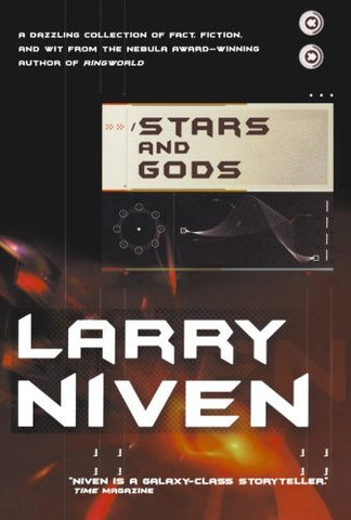 Stars and Gods [Bargain Price] by Niven, Larry