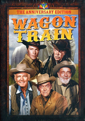 Wagon Train The Anniversary Edition Including 20 Original Epidsodes [DVD]