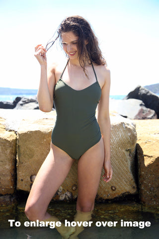 Allerton-Athletica Copper One Piece