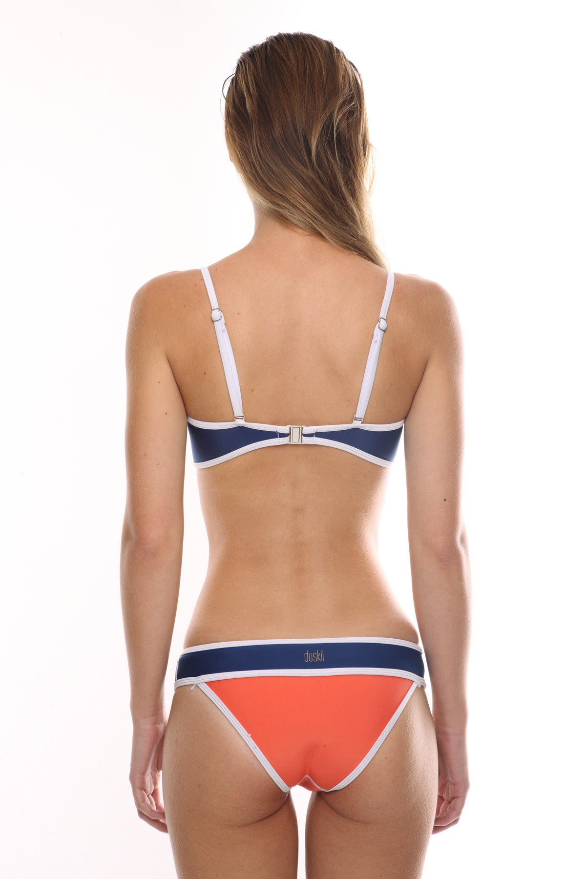 Duskii Splash Retro Bikini Top and Pants