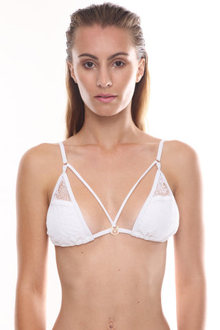 Allerton-Cross Fit Crop Top