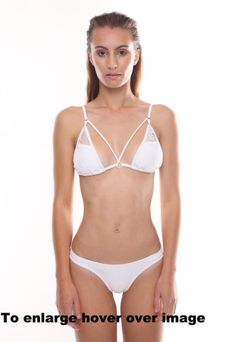 Khongboon Rocca Reversible Bikini Top and Pants