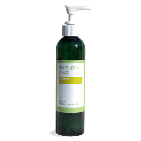 Meyer Lemon and Sage Shampoo