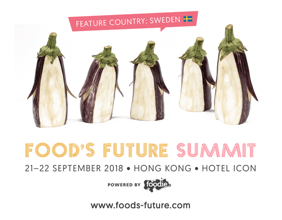 Food's Future Summit by Foodie | GAFELL