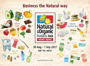 Natural and Organic Products Asia 2017 | GAFELL