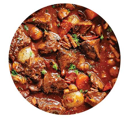 Beef Bourguignon - GAFELL