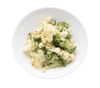 Cheesy Cauliflower and Broccoli Bowl - GAFELL | For informed eaters