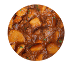Pork Goulash Stew - GAFELL | For informed eaters
