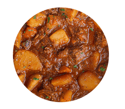 Pork Goulash Stew