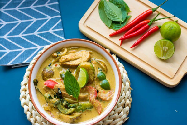 Thai Green Curry Chicken - GAFELL